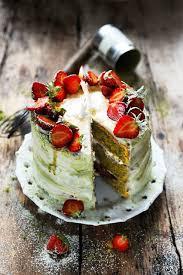 jeux de cuisine aux fraises gâteau d anniversaire matcha fraise pâtisserie