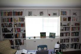 ana white built in bookshelves diy projects