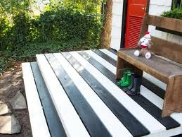 Backyard Deck Pictures by How To Paint A Deck Diy