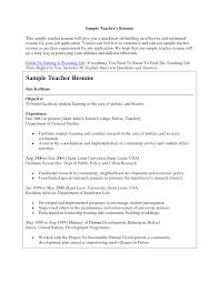 professional resume teacher template sidemcicek com