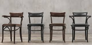 leather chair collections rh