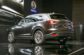 mazda suv range 2016 mazda cx 9 prototype review