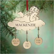 personalized ornament rainforest islands ferry