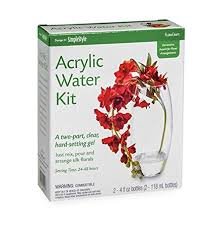floral accessories floracraft floral accessories acrylic water kit co uk