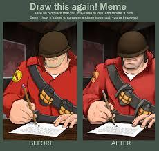 Funny Tf2 Memes - tf2 before after meme by bielek on deviantart