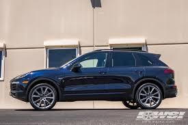porsche cayenne tire size 2015 porsche cayenne with 22 bbs sv in titanium wheels wheel