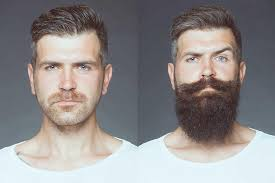 men growing hair out stages how to grow a beard for the first time beard growth stages the