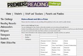 Challenge Rate The Premier S Reading Challenge Is On Again Gawler Library