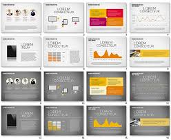 business presentation hand out template free business powerpoint
