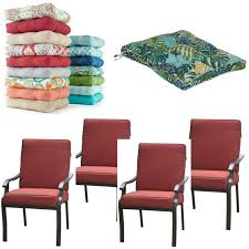 King Soopers Patio Furniture by Kohls Sonoma Goods For Life Outdoor Chair Cushions Only 9 74