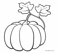 cute pumpkin coloring page youtuf com