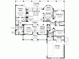 contemporary colonial house plans eplans colonial house plan modern and sophisticated early