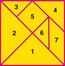 tangram puzzle tangrams mr ramirez helen keller elementary 5th grade science