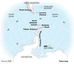 map of antarctic stations mind on the april surgent
