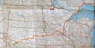 south dakota road map weeks 6 7 south dakota to montana the painted road project