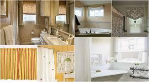 ideas for bathroom window treatments bathroom window curtains decor curtain treatments for arched