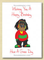 african american birthday cards for children