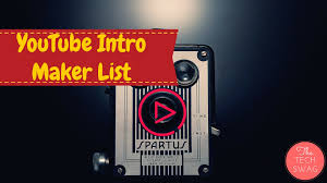 top youtube intro maker platforms for creating stunning intro videos