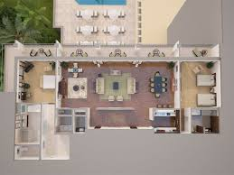 hilton hawaiian village 3d floor plans