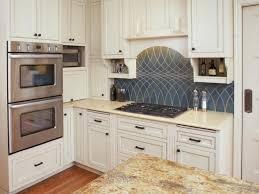 kitchen backsplash ideas with white cabinets oak wood kitchen