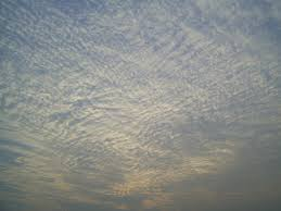 pattern of white clouds in streaks the types of clouds everything you need to know