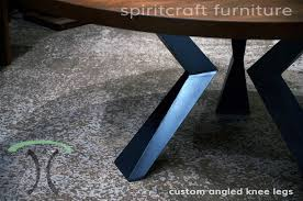 custom round dining tables custom solid hardwood table tops dining and restaurant