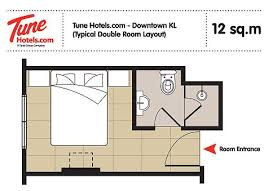 Typical Hotel Room Floor Plan Airasia U0027s Low Cost Tune Hotels To Mark First London Opening With