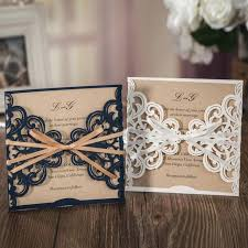 wedding program card stock wedding invitation cardstock rustic rustic wedding program