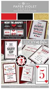 best 25 vegas wedding invitations ideas on pinterest vegas