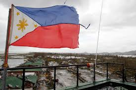 Philippine Flag Means Reports On Super Typhoon Haiyan Relief Fund Globalgiving