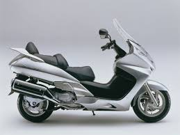 honda silver wing review and photos