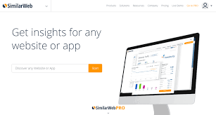 s website competitor analysis tools and a sle competitor website