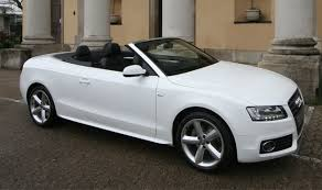 white audi a5 convertible audi a5 cabriolet s line car dealerships uk used luxury