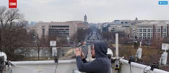 proof real inauguration crowd size vs fake news u0026 footage of