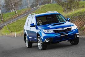 rally subaru forester subaru forester s edition review caradvice
