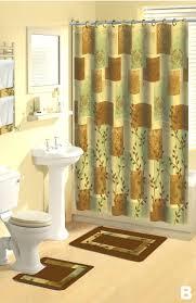 Bathroom Shower Curtain And Rug Set Shower Curtain Rug And Towel Set Shower Curtains Design