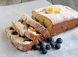 hungry couple lemon blueberry ricotta bread