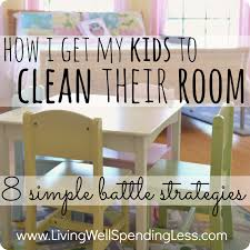 how i get my kids to clean their room cleaning inspiration
