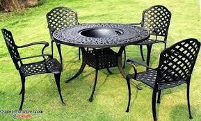 Outdoor Metal Patio Furniture Luxury How To Restore Outdoor Metal Furniture Or Metal Garden