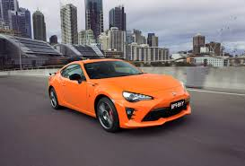 limited toyota toyota showcase a limited edition of the 86 coupe