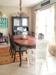 How To Paint Kitchen Table And Chairs by Top Coat Protection Options For Chalky Painted Furniture Diy