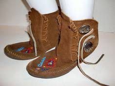 womens boots size 8 9 ebay artichoke faux leather suede fringe 14 moccasin womens boots