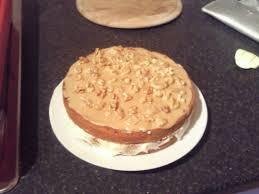 Waitrose Halloween Cake by Easy Coffee U0026 Walnut Cake Bbc Good Food