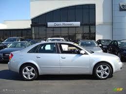 audi a4 2004 silver 2004 brilliant silver audi a4 1 8t quattro sedan 7057069