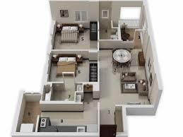 Apartment Floor Plan Design Home Design 2 Pictures Of 3d Apartment Design
