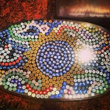 bottle cap table designs bottle cap table designs site thelonely interior how to clean