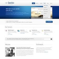 blueline wordpress theme wp corporate wordpress themes
