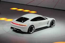 electric porsche supercar electric porsche u2014 mission e u2014 would be awesome if built