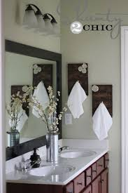 Decorative Hand Towels For Powder Room - best 25 hand towel holders ideas on pinterest bathroom hand