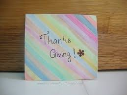 how to make water colour greeting card for thanksgiving create